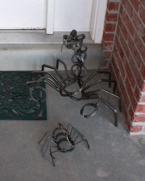 Scorpions by Door